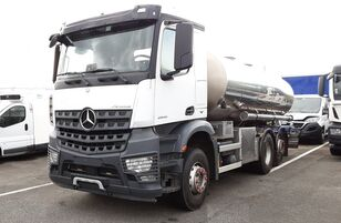 MERCEDES-BENZ  MERCEDES BENZ - AROCS 2545NLG 6X2/4 CICTERNA  tank truck