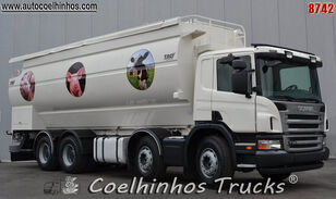 SCANIA P 380   tank truck
