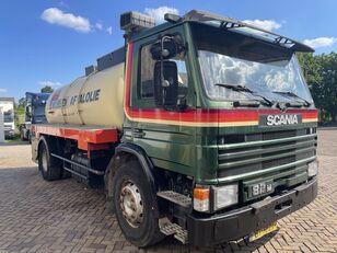SCANIA P82 tank truck