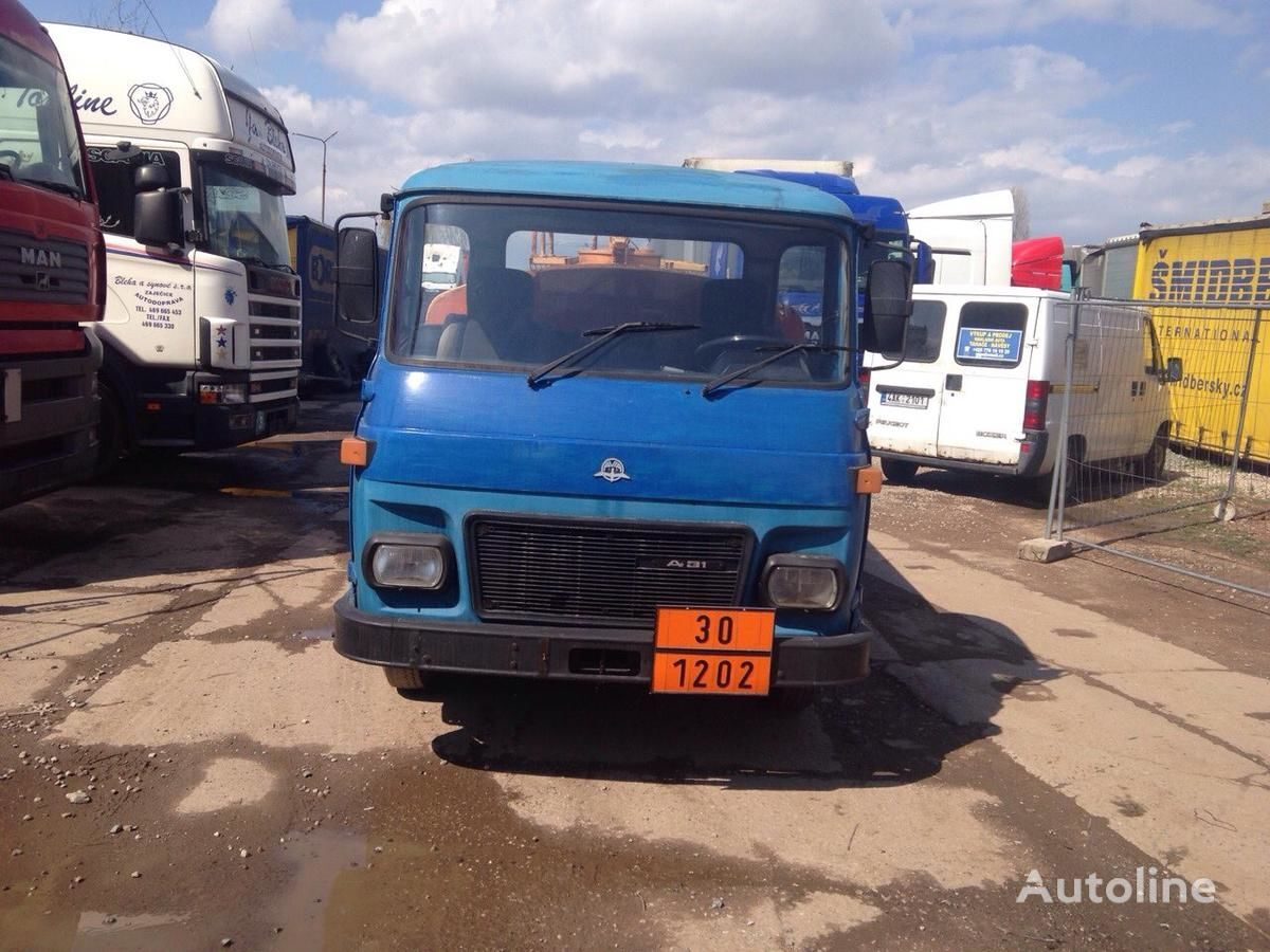 AVIA SPECIÁLNÍ AUTOMOBIL tank truck