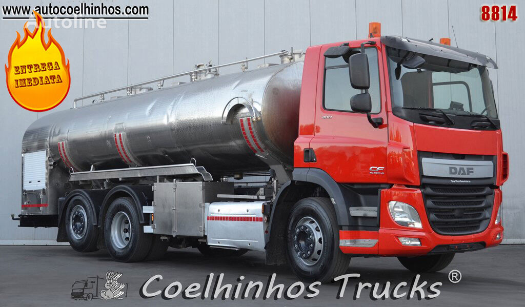 DAF CF 400 tank truck