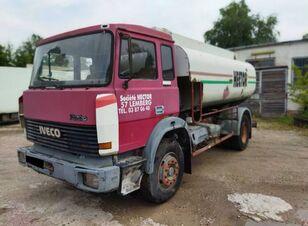 IVECO MAGIRUS tank truck