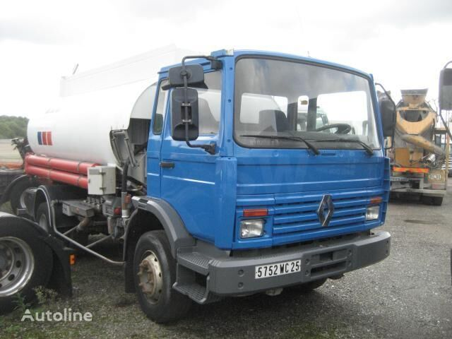 RENAULT Gamme M 150 tank truck
