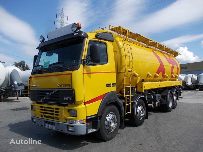 VOLVO FH 12 420 DO PRZEWOZU PASZY !!! truck silo