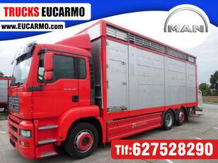 MAN TGA 26 350 veewagen vrachtwagen