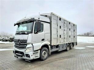 MERCEDES-BENZ Actros 2543 6x2 veewagen vrachtwagen