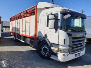 SCANIA P veewagen vrachtwagen