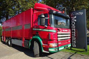 SCANIA P 124G 420 6x2*4 veewagen vrachtwagen