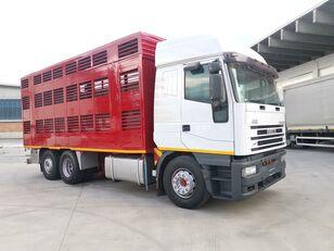 IVECO 240E48 CURSOR ANIMALI VIVI  veewagen vrachtwagen