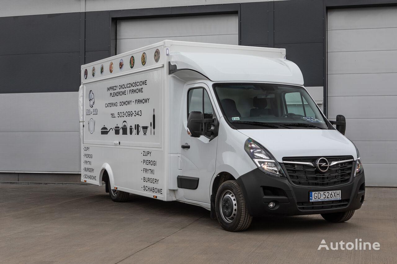 nieuw BANNERT Verkaufswagen Imbisswagen Food Truck Elektryk verkoopwagen