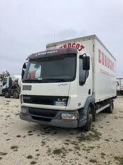 DAF motrice 2 assi furgone sponda verkoopwagen